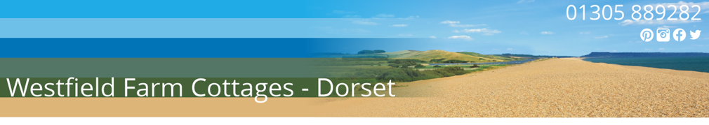 westfield farm self-catering holiday cottages Dorset